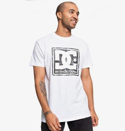 Pattern Box - T-shirt pour Homme - Blanc - DC Shoes