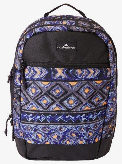 Clothing & Accessories Schoolie 30 L - Large Backpack for Men - Black - Quiksilver