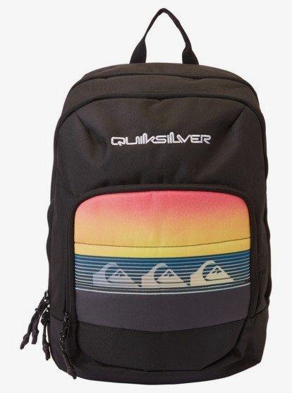 Clothing & Accessories Burst 24 L - Medium Backpack for Men - Black - Quiksilver