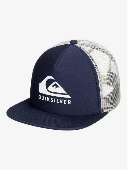 Foamslayer - Casquette Trucker pour Homme - Bleu - Quiksilver