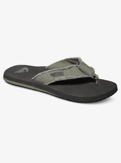 Clothing & Accessories Monkey Abyss - Sandals for Men - Green - Quiksilver