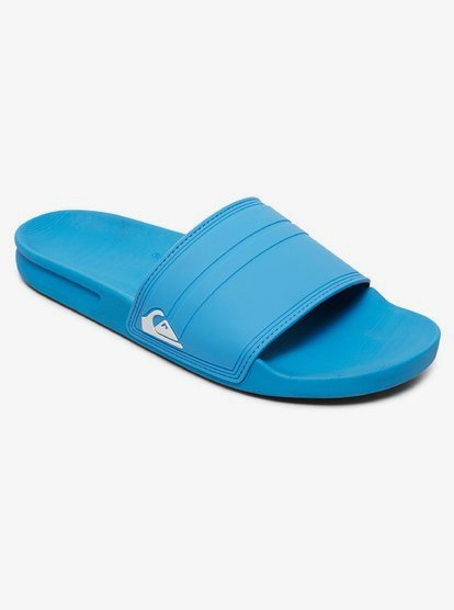 Clothing & Accessories Rivi Slide - Slider Sandals for Men - Blue - Quiksilver