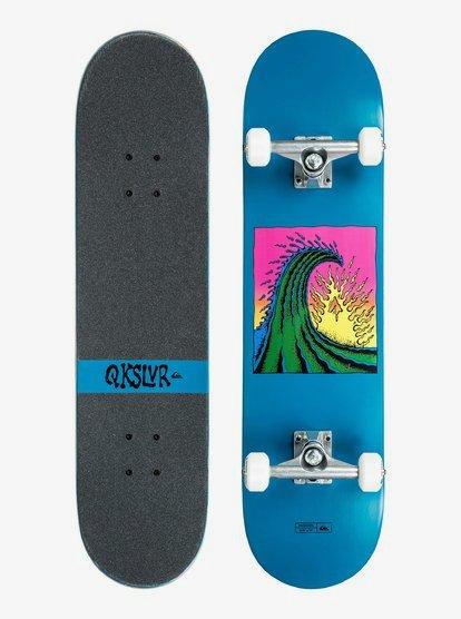 Kanagawa 7.8 - Skateboard pour Homme - Bleu - Quiksilver