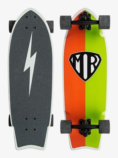 Mr Retro - Skateboard pour Homme - Vert - Quiksilver