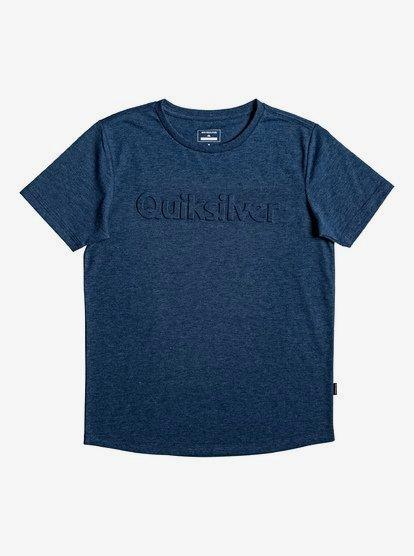 Modern Legends - T-Shirt for Boys 8-16 - Blue - Quiksilver