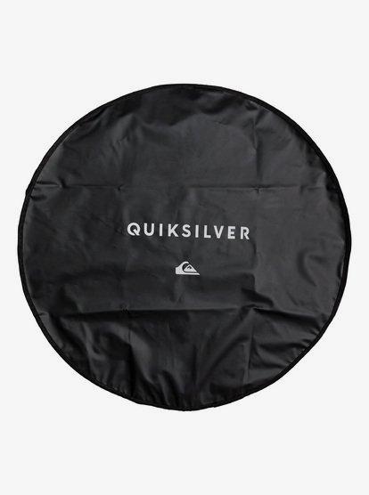 Quiksilver - Tapis de change pour Homme - Noir - Quiksilver