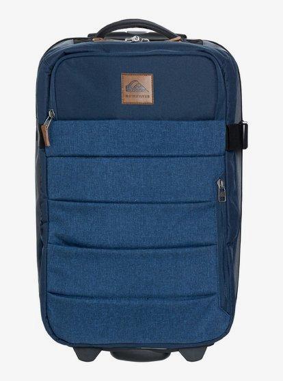 New Horizon 32L - Valise cabine à roulettes pour Homme - Bleu - Quiksilver
