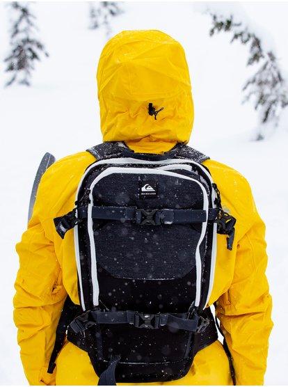 Oxydized 16L - Sac à dos de snow moyen pour Homme - Noir - Quiksilver