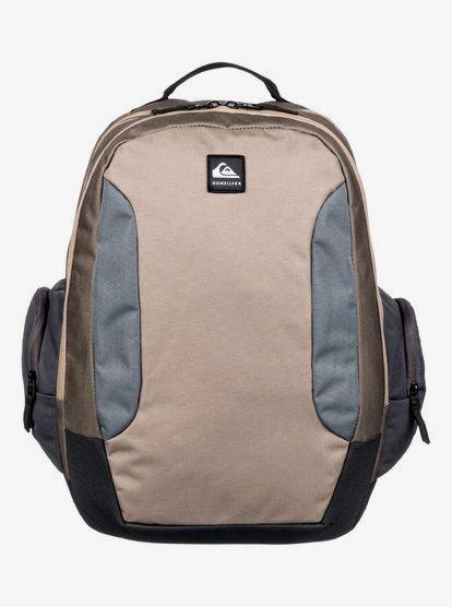 Schoolie 30L - Grand sac à dos pour Homme - Gris - Quiksilver