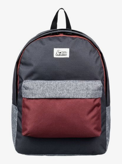 Everyday Poster Double 30L - Grand sac à dos pour Homme - Rouge - Quiksilver