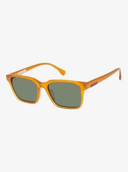 Bronxtown Polarised - Lunettes de soleil pour Homme - Marron - Quiksilver