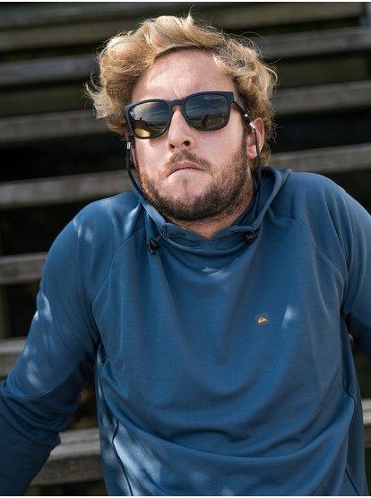 Rekiem Premium - Lunettes de soleil polarisées pour Homme - Rose - Quiksilver