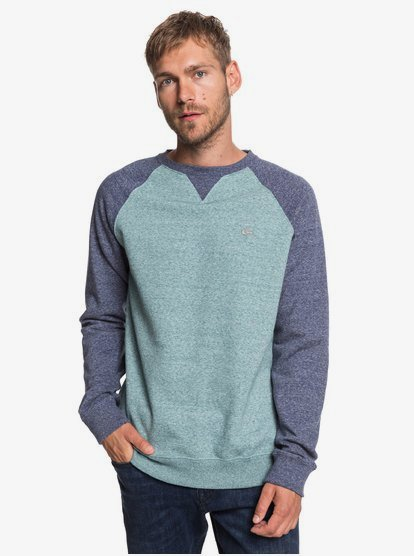 Everyday - Sweat pour Homme - Bleu - Quiksilver