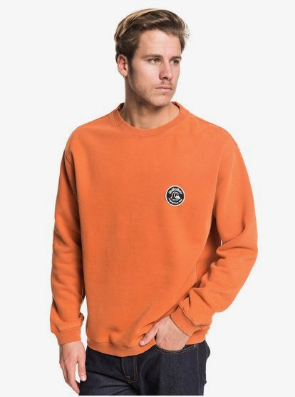 Sweet As Slab - Sweat pour Homme - Rose - Quiksilver