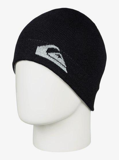 M&W - Bonnet pour Homme - Noir - Quiksilver