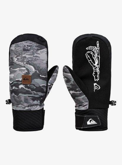 Method - Moufles de ski/snowboard pour Homme - Noir - Quiksilver