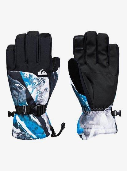 Mission - Gants de ski/snowboard pour Homme - Bleu - Quiksilver