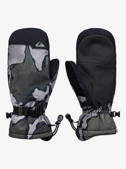 Mission - Moufles de ski/snowboard pour Homme - Noir - Quiksilver