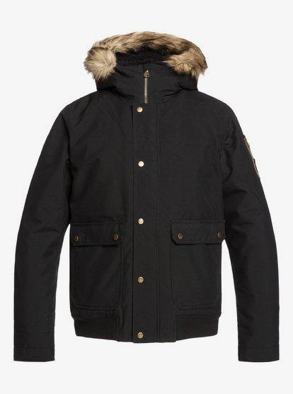 Arris - Veste à capuche imperméable pour Homme - Noir - Quiksilver