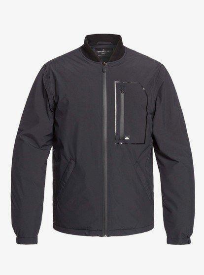 Harrison - Veste zippée imperméable pour Homme - Noir - Quiksilver