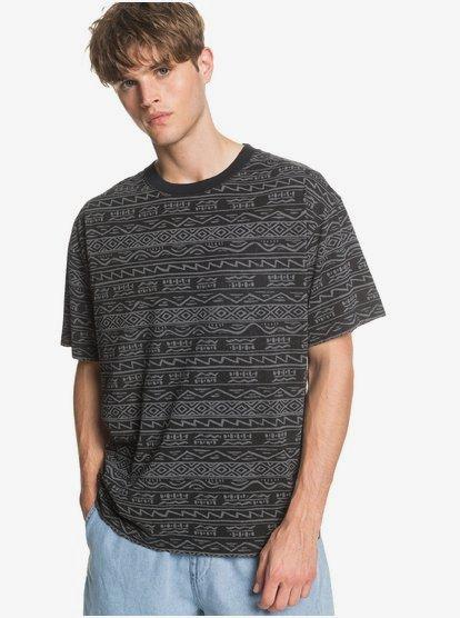Heritage-TShirt-for-Men-Black-Quiksilver