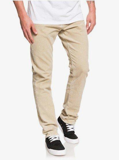 Kracker - Pantalon en velours pour Homme - Marron - Quiksilver