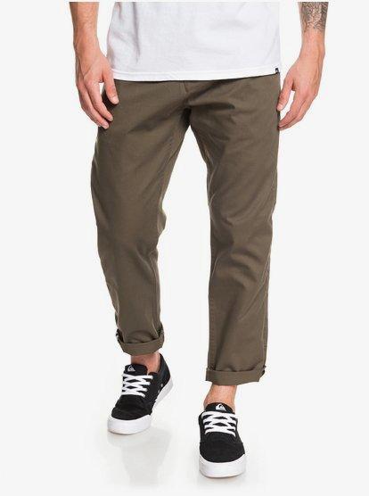 Disaray - Pantalon chino pour Homme - Marron - Quiksilver
