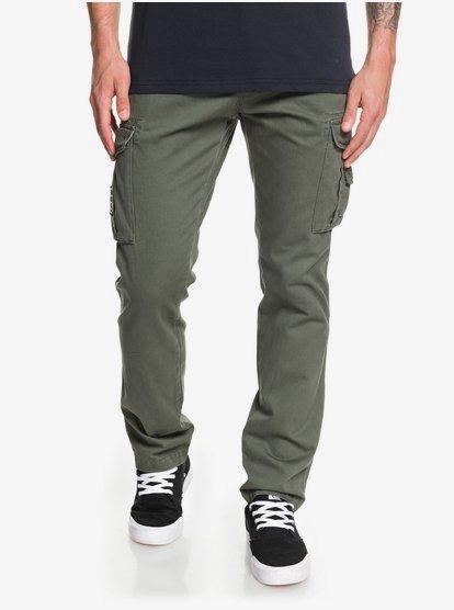 Crucial Battle - Pantalon cargo pour Homme - Marron - Quiksilver