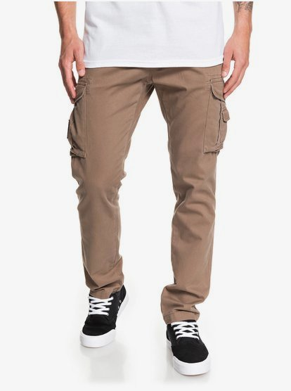 Crucial Battle - Pantalon cargo pour Homme - Gris - Quiksilver