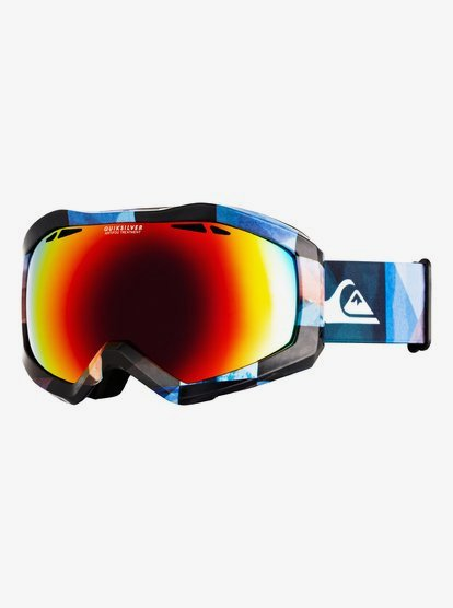 Fenom Art Series - Masque de ski/snowboard pour Homme - Orange - Quiksilver