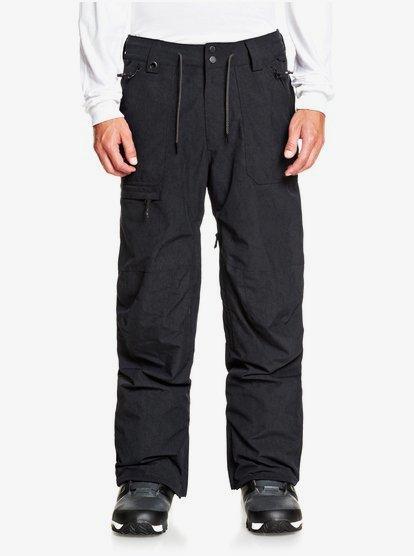 Clothing & Accessories Elmwood - Shell Snow Pants for Men - Black - Quiksilver