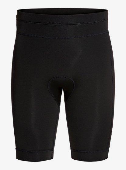 1mm Syncro - Neoprene Shorts for Men - Black - Quiksilver