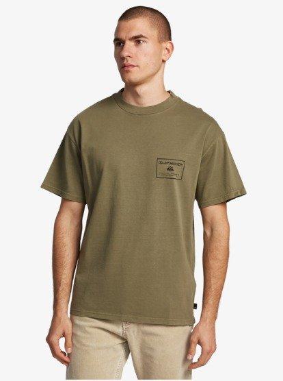 X-Comp-TShirt-for-Men-Green-Quiksilver