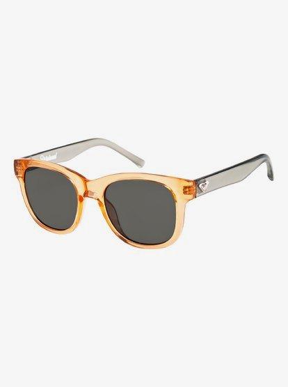 Malanai - Lunettes de soleil pour Fille 8-16 ans - Orange - Roxy