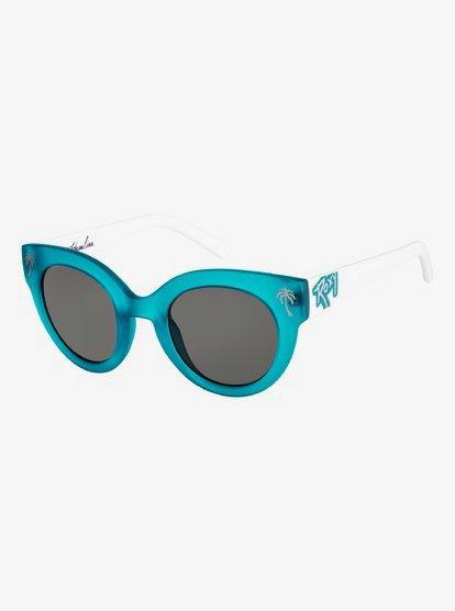 Havalina - Lunettes de soleil pour Fille 8-16 ans - Bleu - Roxy