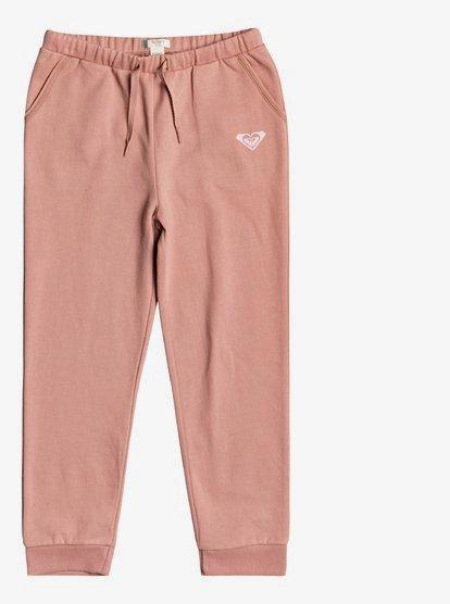 Power Day - Pantalon de jogging pour Fille 4-16 - Rose - Roxy