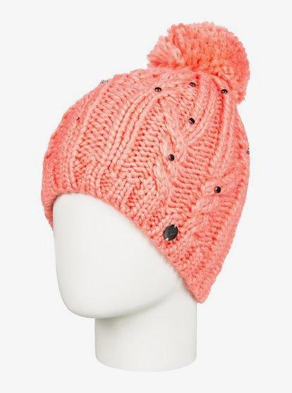 Sundancing - Bonnet à pompon - Rose - Roxy