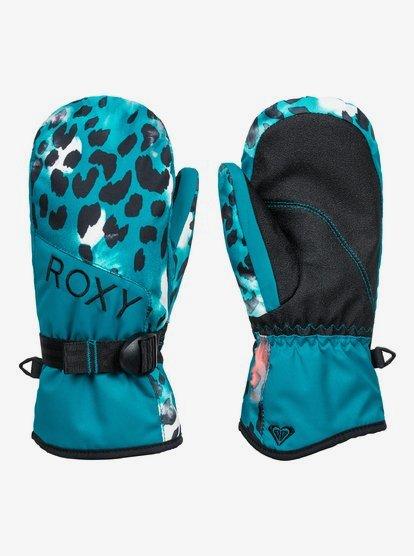 ROXY Jetty - Moufles de snow/ski pour Fille 8-16 - Bleu - Roxy