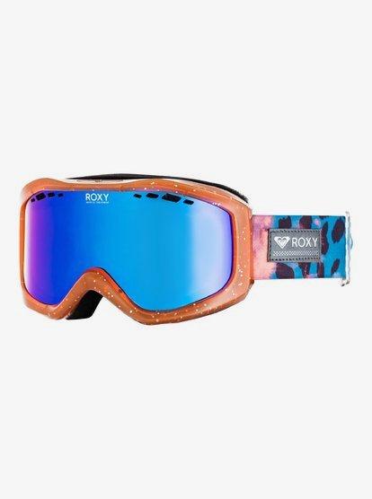 Sunset Jr - Masque de snow/ski pour Fille - Bleu - Roxy