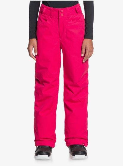 Backyard - Pantalon de snow pour Fille 8-16 - Rose - Roxy