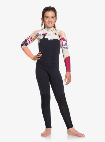 3/2mm POP Surf - Combinaison de surf zip poitrine pour Fille 8-16 ans - Rose - Roxy