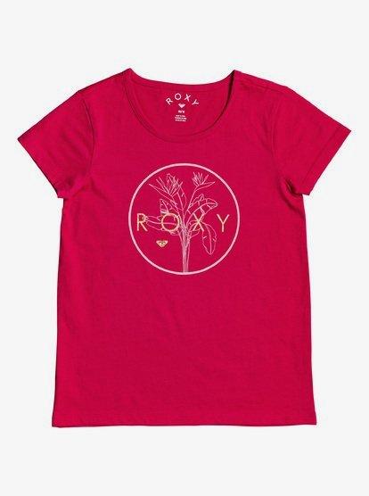 Endless Music Foil - T-shirt pour Fille 4-16 - Rose - Roxy