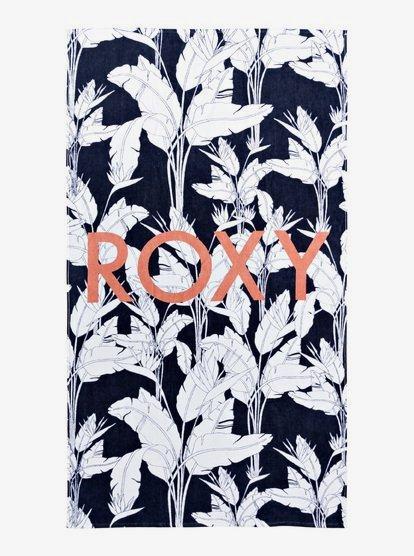Cold Water - Serviette de plage - Bleu - Roxy