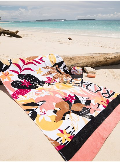 POP Surf - Serviette de plage - Blanc - Roxy