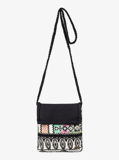 Just Remember - Bolso de Mano - Negro - Roxy