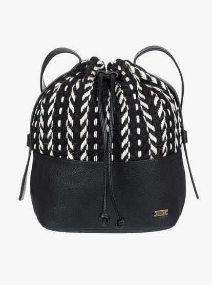 Local Love - Bolso Bucket para Mujer - Negro - Roxy