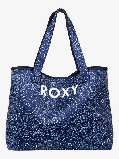 All Things - Bolsa con Asas Reversible - Azul - Roxy