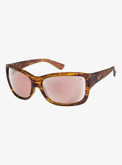 Athena HD Polarised - Gafas de Sol para Mujer - Marron - Roxy