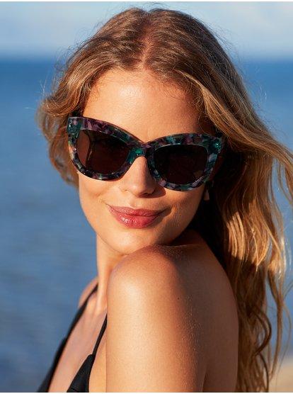 Madcat - Lunettes de soleil pour Femme - Bleu - Roxy