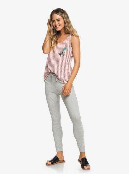 Scuba Cloud A - Pantalón de Yoga para Mujer - Gris - Roxy